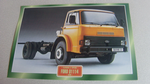 Ford D1114 1979 Truck framed picture